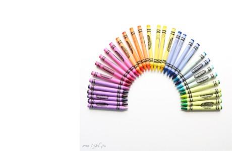 """תמונת קשת צבעים 70-90 ש""""ח"""