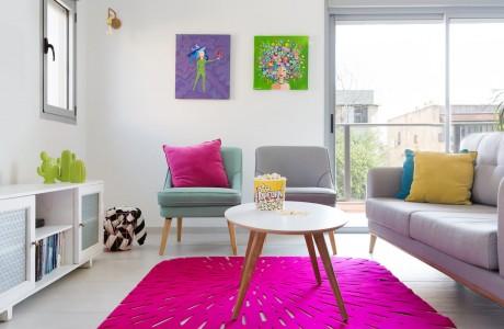 שיפוץ דירת 4 חדרים בחיפה